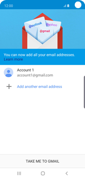 Samsung Galaxy S10e - E-mail - 032a. Email wizard - Gmail - Step 13