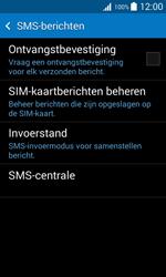 Samsung Galaxy Trend 2 Lite (G318H) - sms - handmatig instellen - stap 7