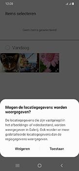 Samsung Galaxy A20e - E-mail - e-mail versturen - Stap 13