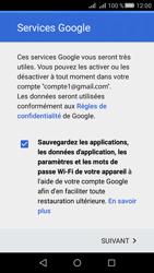 Huawei Y5 II Dual Sim - E-mails - Ajouter ou modifier votre compte Gmail - Étape 14
