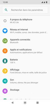 Xiaomi Mi A2 Lite - Internet - activer ou désactiver - Étape 4