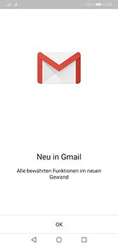 Huawei Mate 20 - E-Mail - Konto einrichten (gmail) - Schritt 4