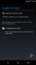 Sony Xperia Z3 Compact - E-mail - 032a. Email wizard - Gmail - Step 13