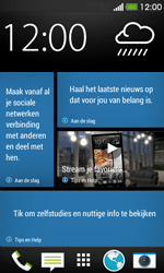 HTC Desire 500 - bluetooth - aanzetten - stap 1