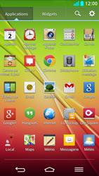 LG G2 - MMS - Envoi d