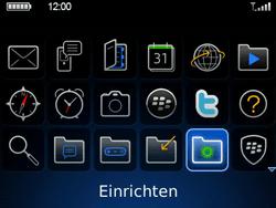 BlackBerry 9700 Bold - E-Mail - Konto einrichten - Schritt 3