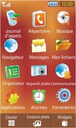Samsung S5230 Star - SMS - Configuration manuelle - Étape 3
