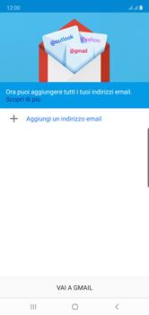 Samsung Galaxy Note 10 - E-mail - configurazione manuale - Fase 6