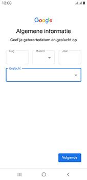 Samsung galaxy-a6-sm-a600fn-ds-android-pie - Applicaties - Account aanmaken - Stap 10