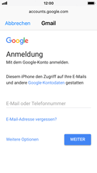 Apple iPhone SE - E-Mail - Konto einrichten (gmail) - 2 / 2