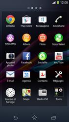 Sony Xperia Z1 - Internet et roaming de données - Désactivation du roaming de données - Étape 3