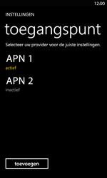 Nokia Lumia 820 LTE - Internet - handmatig instellen - Stap 21