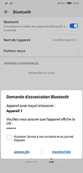Huawei Mate 20 - Bluetooth - connexion Bluetooth - Étape 9