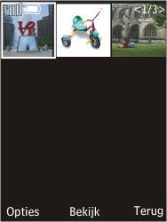 Nokia C2-01 - MMS - afbeeldingen verzenden - Stap 10