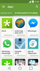 LG Leon 3G (H320) - apps - app store gebruiken - stap 12