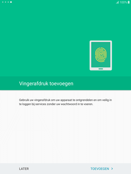 Samsung Galaxy Tab S2 9.7 (T815) - Toestel - Toestel activeren - Stap 26