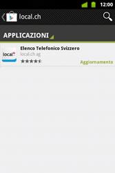 Alcatel OT-983 - Applicazioni - Installazione delle applicazioni - Fase 7