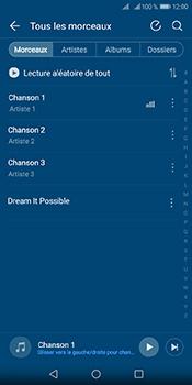 Huawei Y6 (2018) - Photos, vidéos, musique - Ecouter de la musique - Étape 6
