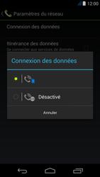 Acer Liquid Jade - Internet - activer ou désactiver - Étape 7