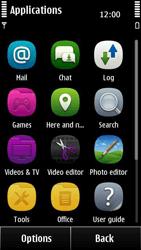 Nokia 500 - E-mail - Manual configuration - Step 4