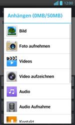 LG Optimus L7 II - E-Mail - E-Mail versenden - 11 / 17