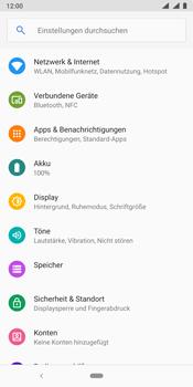 Nokia 9 - Ausland - Auslandskosten vermeiden - Schritt 6