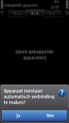 Nokia N8-00 - bluetooth - headset, carkit verbinding - stap 13