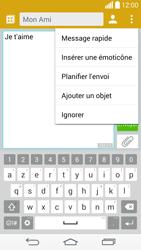 LG D855 G3 - Contact, Appels, SMS/MMS - Envoyer un MMS - Étape 10