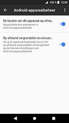 Sony Xperia XZ1 - Beveiliging en privacy - zoek mijn mobiel activeren - Stap 8