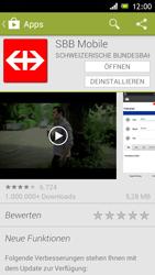 Sony Xperia J - Apps - Installieren von Apps - Schritt 22