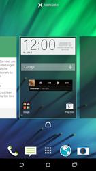 HTC One M8 - Startanleitung - Installieren von Widgets und Apps auf der Startseite - Schritt 5