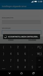 HTC One M8 - E-mail - Account instellen (IMAP zonder SMTP-verificatie) - Stap 16