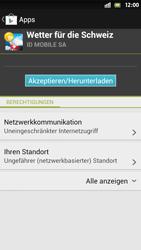 Sony Xperia S - Apps - Installieren von Apps - Schritt 15