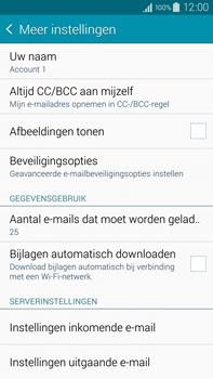 Samsung Galaxy Note 4 4G (SM-N910F) - E-mail - Instellingen KPNMail controleren - Stap 12