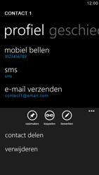 Samsung I8750 Ativ S - contacten, foto