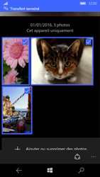 Microsoft Lumia 650 - Photos, vidéos, musique - Envoyer une photo via Bluetooth - Étape 11