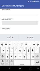 HTC One A9 - Android Nougat - E-Mail - Konto einrichten - Schritt 9