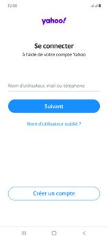 Samsung Galaxy Note20 - E-mails - Ajouter ou modifier votre compte Yahoo - Étape 9