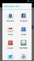 Huawei Ascend G526 - Internet und Datenroaming - Verwenden des Internets - Schritt 19