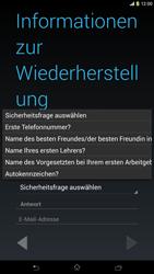 Sony Xperia Z Ultra LTE - Apps - Konto anlegen und einrichten - Schritt 13