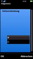 Sony Ericsson U5i Vivaz - Internet - Manuelle Konfiguration - 24 / 29