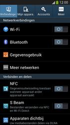 Samsung I9505 Galaxy S IV LTE - NFC - NFC activeren - Stap 4