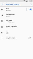 Nokia 8 - WiFi - Enable WiFi Calling - Step 6