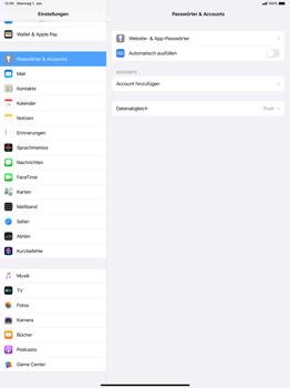 Apple iPad Pro 12.9 (2nd gen) - iPadOS 13 - E-Mail - 032b. Email wizard - Yahoo - Schritt 4