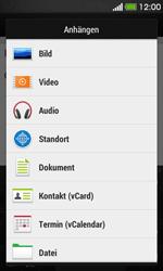 HTC Desire 500 - E-Mail - E-Mail versenden - Schritt 11