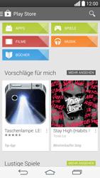 LG G3 - Apps - Konto anlegen und einrichten - 21 / 22