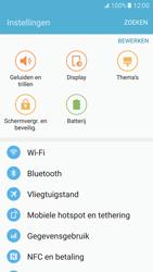 Samsung Galaxy J1 (SM-J100H) - WiFi - Mobiele hotspot instellen - Stap 4