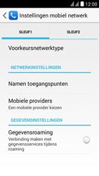 Huawei Y625 - Netwerk - gebruik in het buitenland - Stap 8