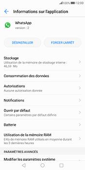 Huawei Mate 10 Pro - Applications - Comment désinstaller une application - Étape 6