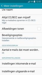 Samsung A500FU Galaxy A5 - E-mail - Instellingen KPNMail controleren - Stap 12